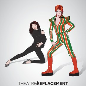 Kate Bowie at the Theatre Replacement, May 28-31
