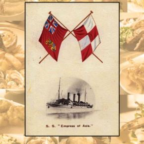 Food in Transit: A Historical Talk of CPR Menus by Robert Sung