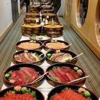Delicious Fujiya food!