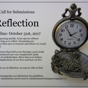 Call For Submissions: Reflection