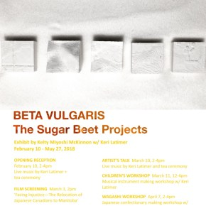 BETA VULGARIS: THE SUGAR BEET PROJECTS