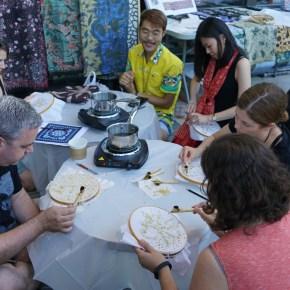 Indonesian Batik Workshop: Experience Batik Painting