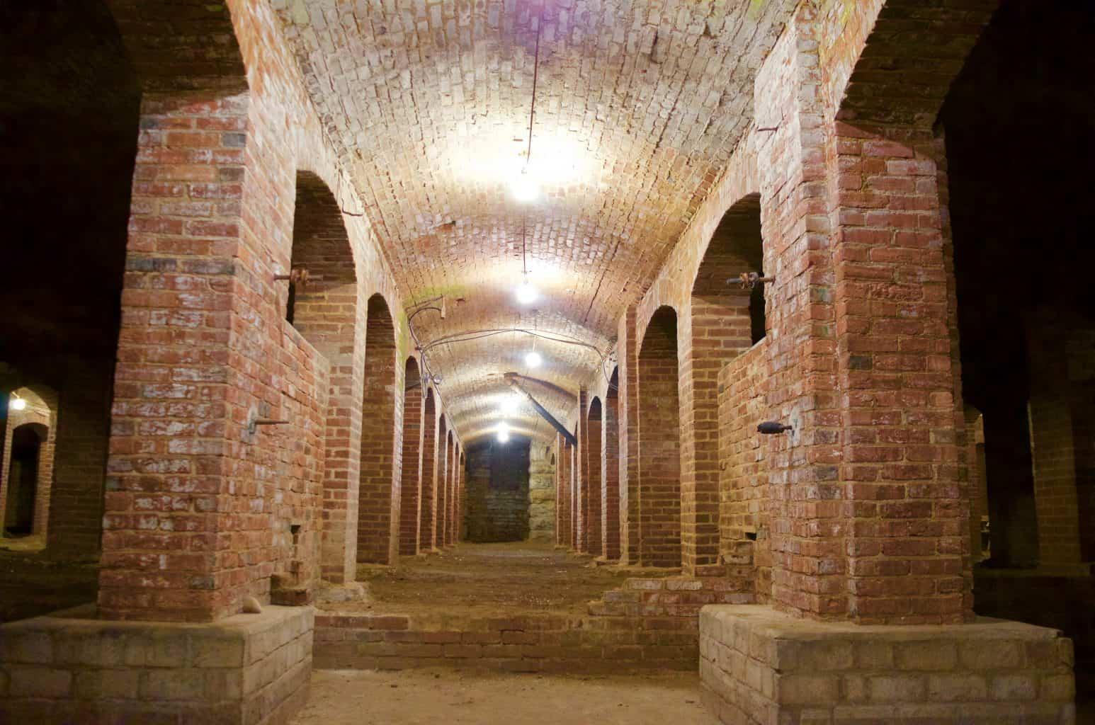 Market City Indianapolis Catacombs