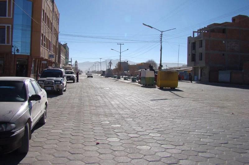 Uyuni Street