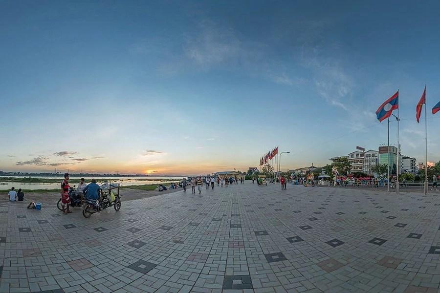 Quai Fa Ngum Vientiane