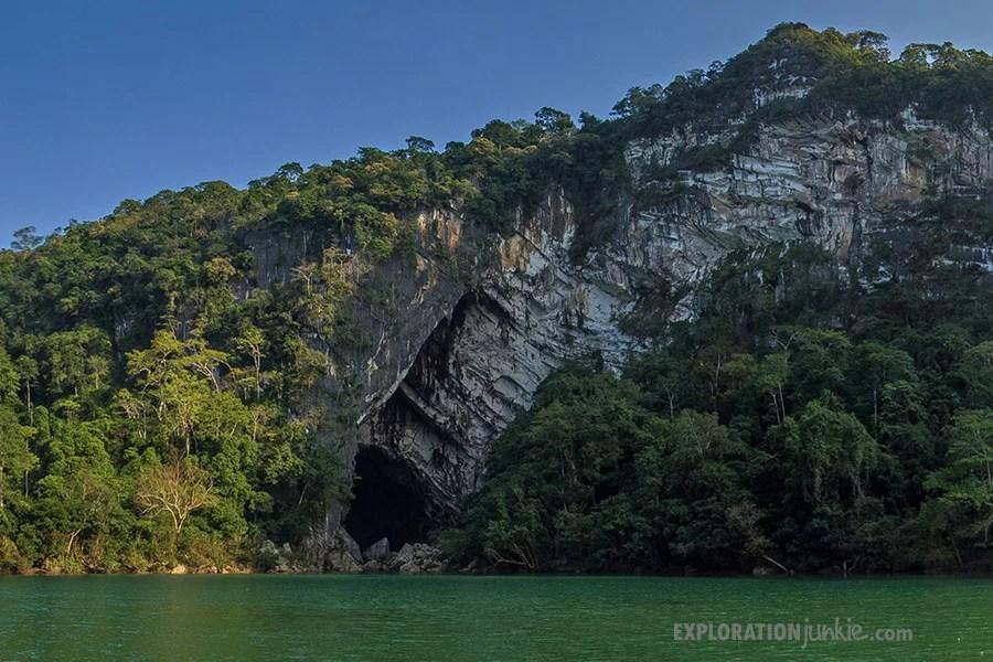 Xe Bang Fai Cave Laos