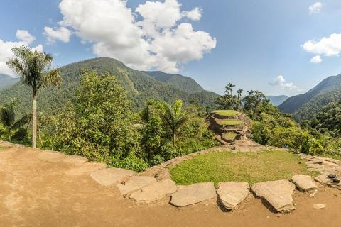 Lost City Trek, Colombia – Hiking To The Lengendary Ciudad Perdida