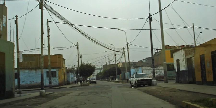 Dangerous street
