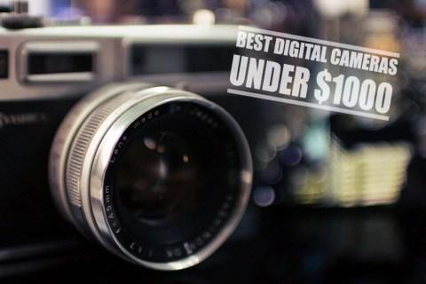 Best Digital Cameras Under 1000 Dollars – Reviews & Guide