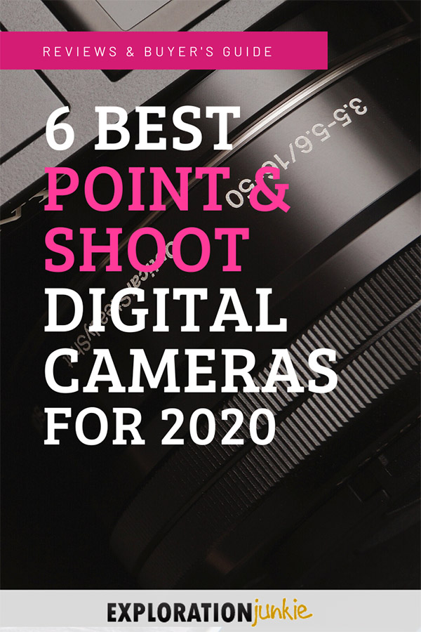 best point and shoot digital cameras