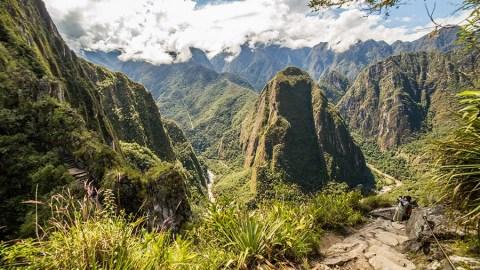 Huayna Picchu Hike 2