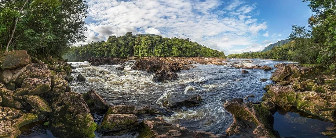 Kaieteur Potaro River Waratuk