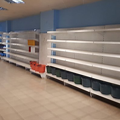 Is it safe to travel to venezuela - Supermarket