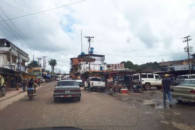 Is it safe to travel to venezuela - dangerous towns