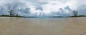 Koh Rong Samloem, Saracen Bay