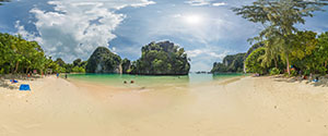 Krabi, Hong Islands