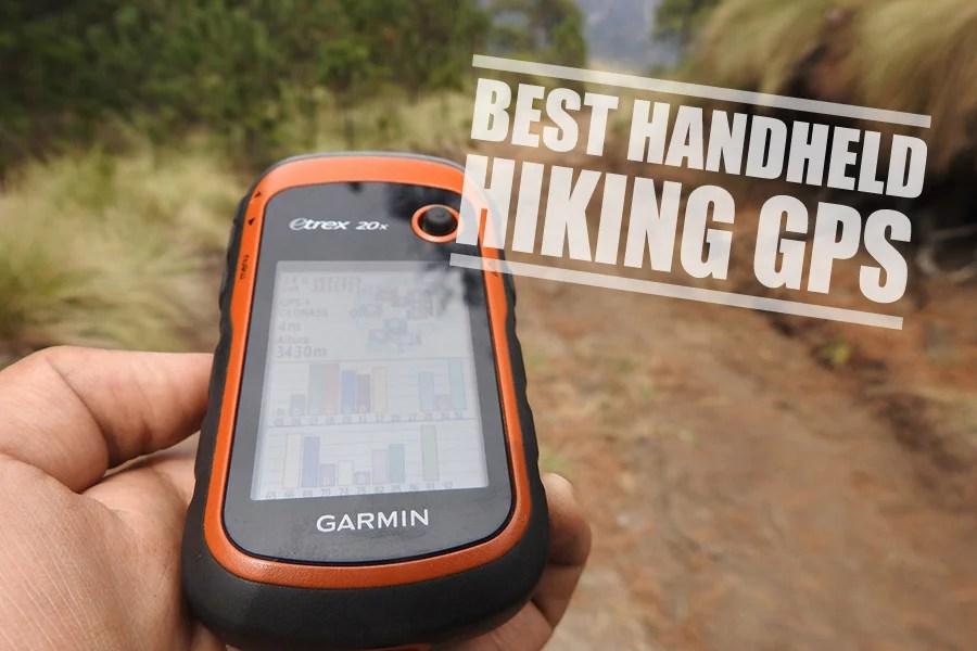 Best handheld GPS for Hiking thumb