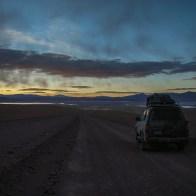 Sunrise Altiplano