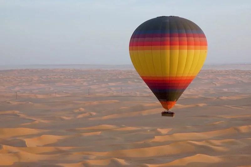 Activities around Dubai thumb