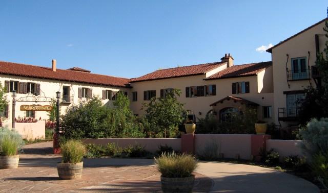 La Posada Hotel. Winslow, Arizona.