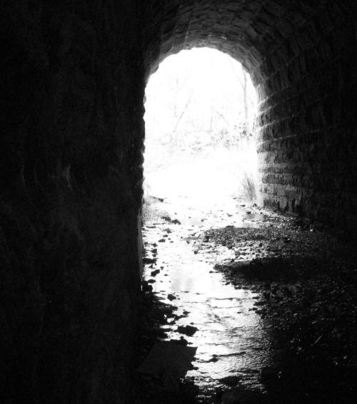 Screaming Tunnel. Niagara Falls, Ontario