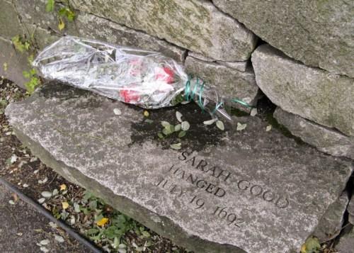 """""""Witch"""" Sara Good Memorial"""