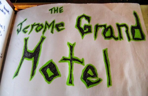 Jerome Grand Hotel, Arizona