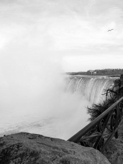 Horseshoe Falls, Niagara Falls Canada