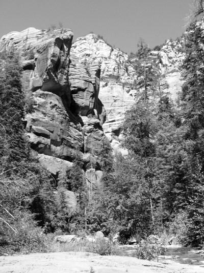 West Fork of Oak Creek Trail Arizona