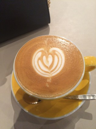 Seesawcoffee, a cafe in K11 mall