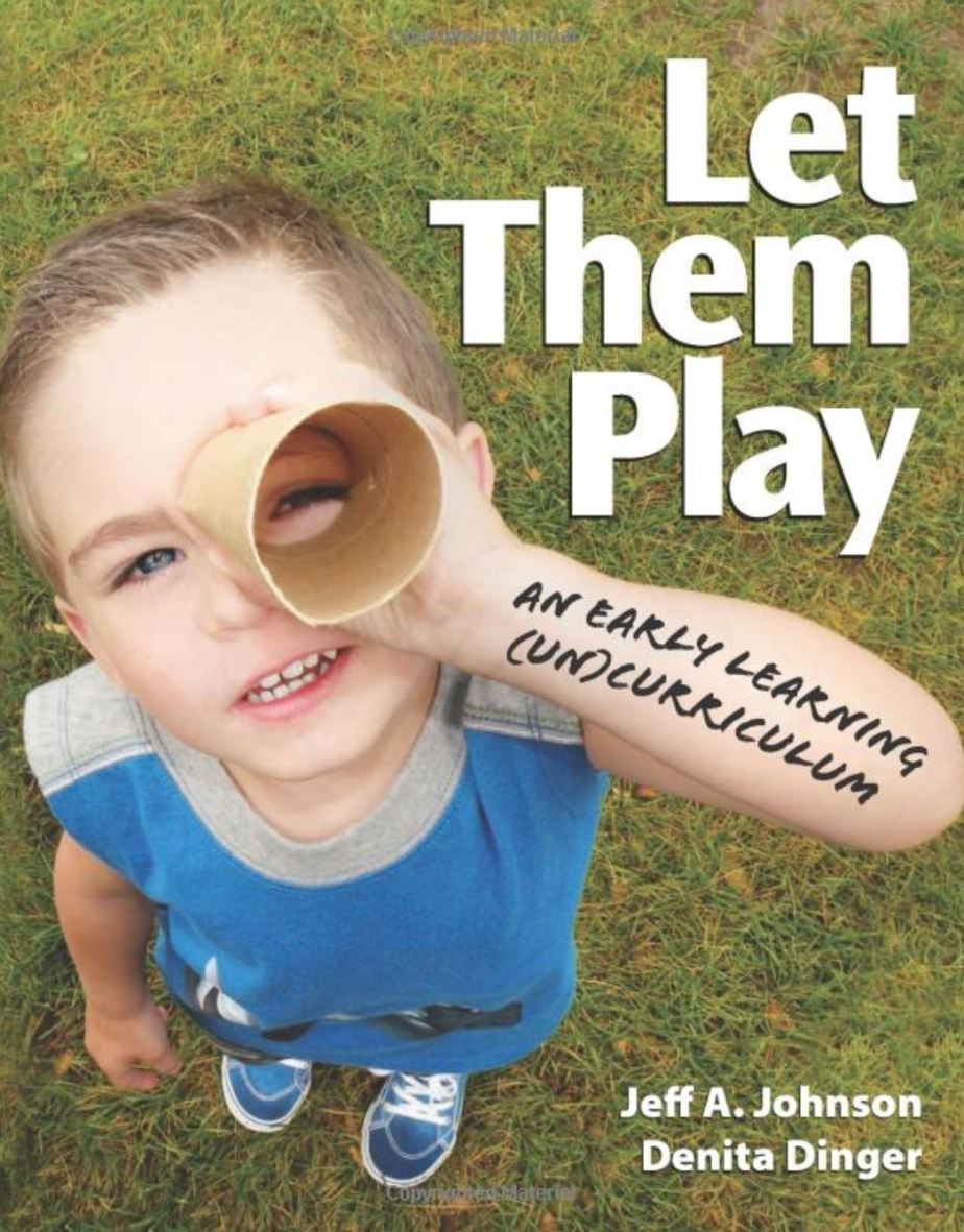 Let Them Play Cover