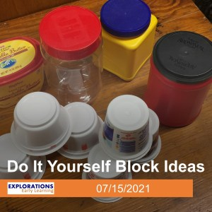Do It Yourself Block Ideas