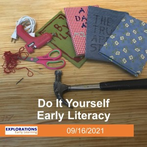 Do It Yourself Early Literacy