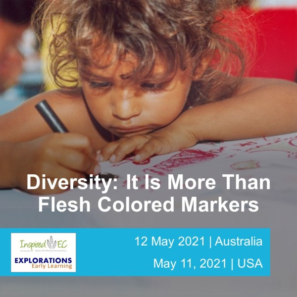 Diversity: It Is More Than Flesh Colored Markers