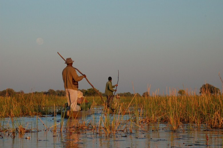 Botswana Okavango - ExplorationVacation - 09-18 mekoro