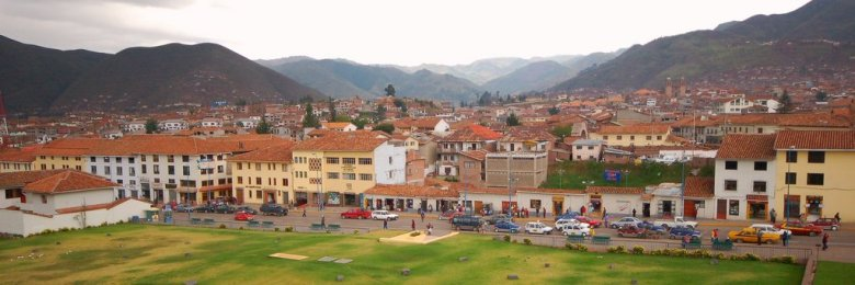 Cuzco Peru - ExplorationVacation 2005-12-28_14_07_37%20pan%20city%20from%20Dominican%20church