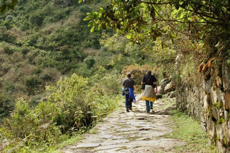 Machu Picchu Peru - ExplorationVacation 2005-12-31_09_25_29