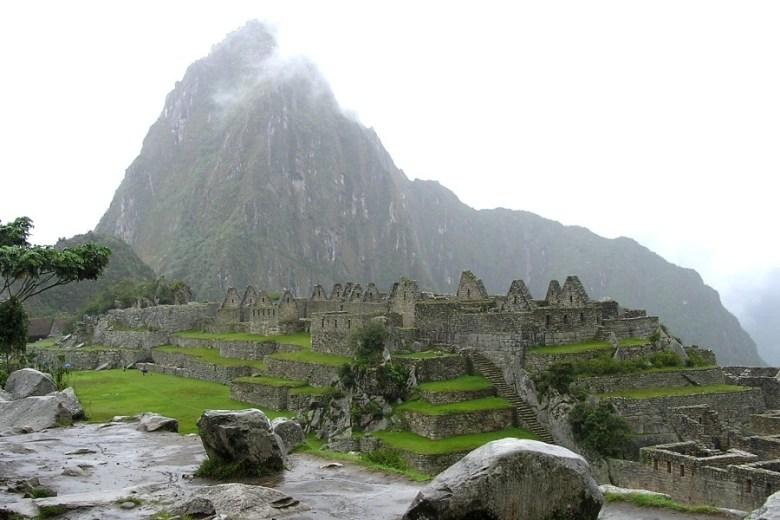 Machu Picchu Peru - ExplorationVacation P1010008