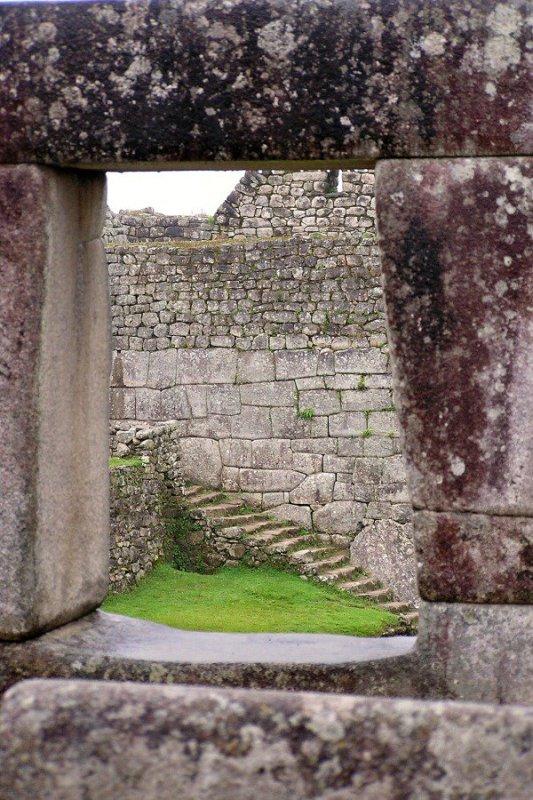 Machu Picchu Peru - ExplorationVacation P1010031