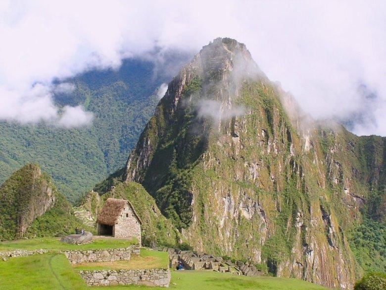 Machu Picchu Peru - ExplorationVacation P1010109