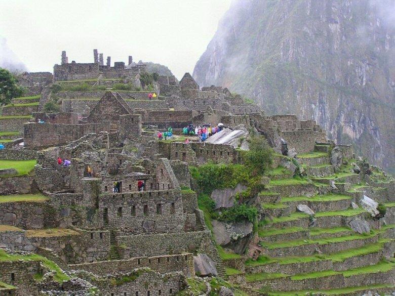 Machu Picchu Peru - ExplorationVacation P1010130