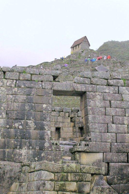 Machu Picchu Peru - ExplorationVacation P1010147