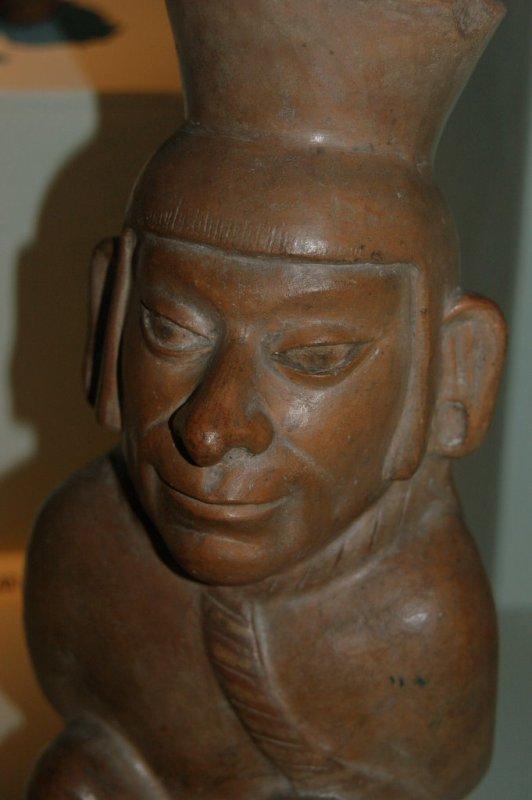 Peruvian pottery Lima - ExplorationVacation 2005-12-27_15_33_58