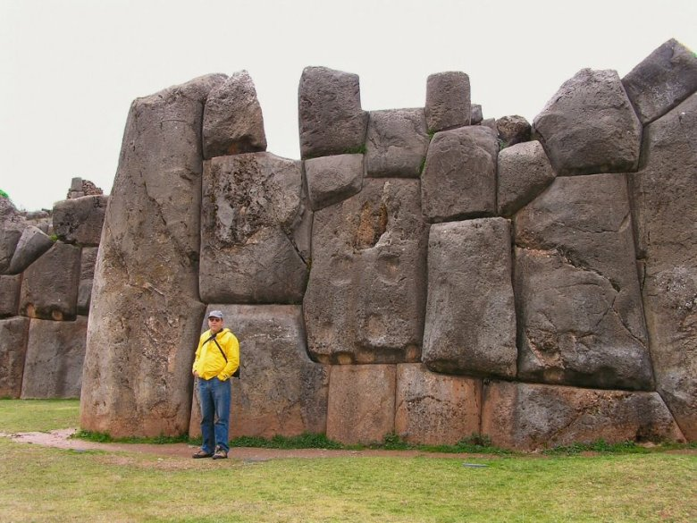 Sacsayhuaman Cuzco Peru - ExplorationVacation P1010022_0