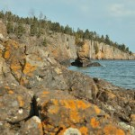Shovel Point at Tettegouche