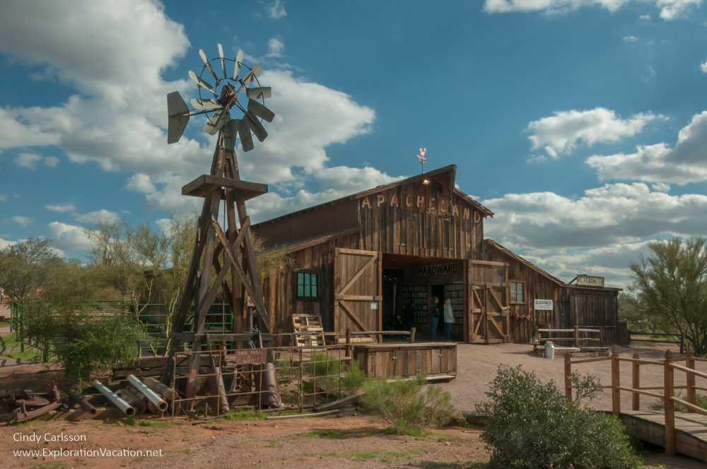 Celebrating the past at the Superstition Mountain Museum, Apache Junction, Arizona