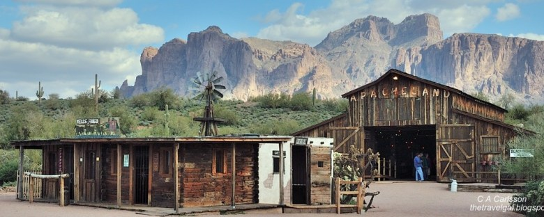 Superstition Mountain Museum Arizona @www.ExplorationVacation.net