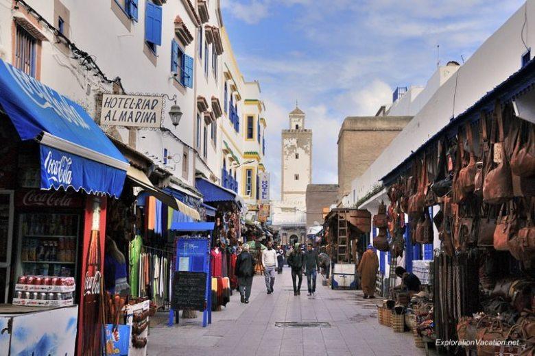 Essaouira Riad Al Medina - side entrance DSC_7903 Morocco