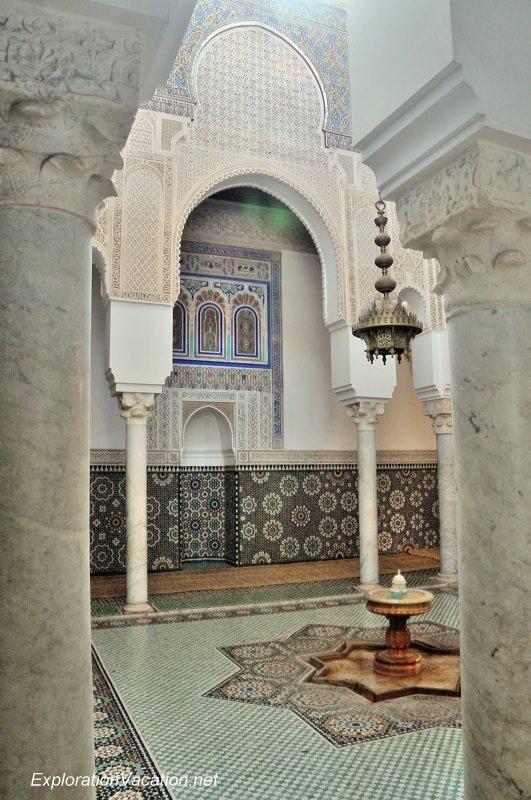 Mausoleum of Moulay Ismael Mekness Morocco DSC_0829