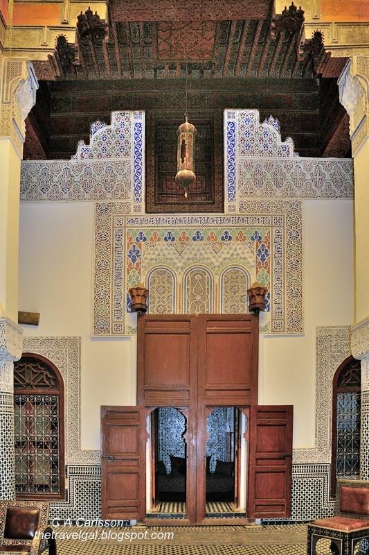 Meknes Morocco 2013 DSC_0728 Riad d'Or